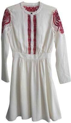 ALICE by Temperley Ecru Dress for Women