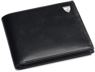 Aspinal of London 8 Card Billfold Wallet