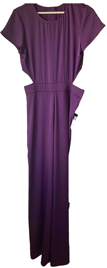 Thumbnail for your product : BA&SH Spring Summer 2019 Purple Polyester Jumpsuits