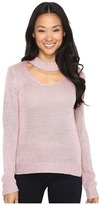 Brigitte Bailey Zalia Open Neck Sweater
