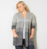 Avenue Ombre Pocket Duster Cardigan