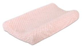 The Peanut Shell The Arianna Plush Changing Pad Cover Bedding