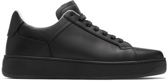 Bottega Veneta Black Bolt Sneakers