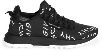 Givenchy Spectre Low-Top Logo Sneakers