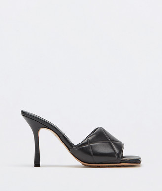 Bottega Veneta Rubber Lido Sandals