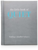 Chronicle Books Little Book of Quiet