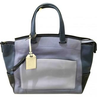 Reed Krakoff Blue Leather Handbags