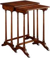 One Kings Lane S/2 Irene Nesting Tables, Brown