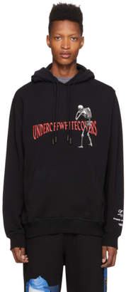Off-White Off White Black Undercover Edition Skeleton RVRS Arrows Hoodie