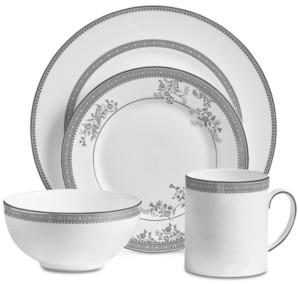 Vera Wang Wedgwood Dinnerware, Lace 4-Pc. Place Setting
