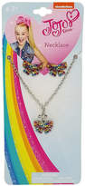 Impulse JoJo Siwa Charm Bow Necklace Earring Set