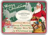 Cavallini & Co. Christmas Santa Mailing Sets, 24-Assorted Cards with Envelopes