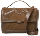 Rebecca Minkoff Laurie Leather Satchel