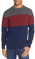 Gant Colorblock Wool & Cashmere Sweater