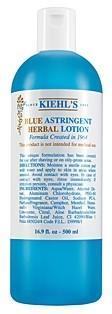 Kiehl's Blue Astringent Herbal Lotion 16 oz.