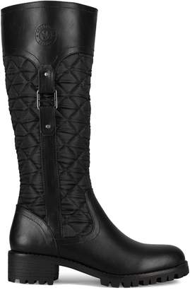 Aquatherm By Santana Canada Heritage Vivi Faux Fur-Lined Quilted Winter Boots