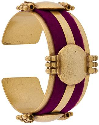 Jean Paul Gaultier Pre-Owned 1990s striped bangle