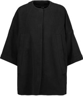 Maison Margiela Wool and angora-blend coat