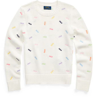 Ralph Lauren Polo Cotton Jumper