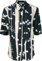 Jil Sander Cassidy printed shirt - women - Silk - 34