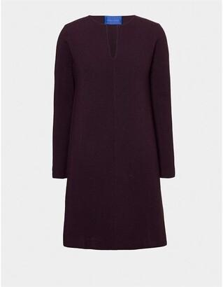 Winser London Milano Wool Shift Dress