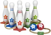 Vilac Bowling And Ring Toss Game