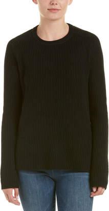 A.L.C. Peter Wool-Blend Open Back Sweater