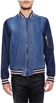 Ports 1961 Denim Bomber Jacket