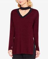 Vince Camuto Choker Sweater