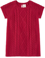 Arizona Long Sleeve Sweater Dress - Baby Girls