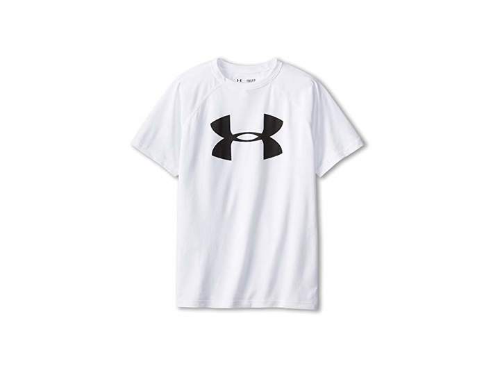 Under Armour Black Boys Tees