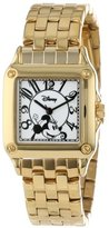 EWatchFactory Disney Women's W000478 Minnie Mouse Perfect Square Bracelet Watch