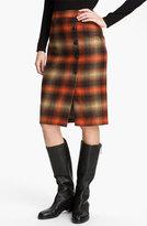 Classiques Entier 'Felise' Plaid Pencil Skirt