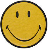 Anya Hindmarch Women's Smiley Oversized Sticker-YELLOW