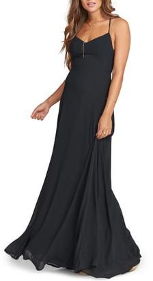 Show Me Your Mumu Godshaw Chiffon A-Line Gown
