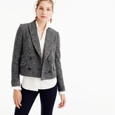 J.Crew Double-breasted cropped blazer