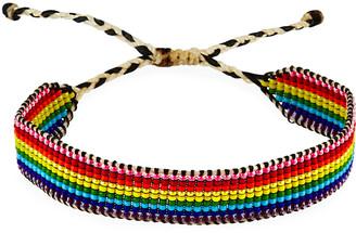 Elizabeth Cole Carley Seed-Bead Bracelet