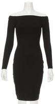 L'Agence Daphne Off The Shoulder Dress