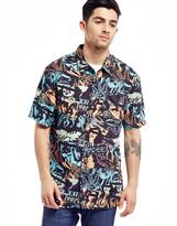Vans Maywood Short Sleeve Shirt with Print