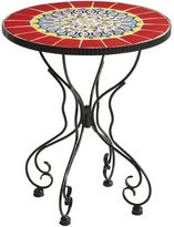 Pier 1 Imports Rania Accent Table - Red