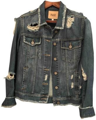 Paige Blue Denim - Jeans Jacket for Women