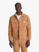 Mens The Workers Comp Jacket - Caramel