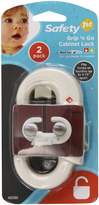 Safety 1st 2 Pack Grip N' Go Cabinet Lock