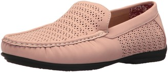Stacy Adams Men's Cicero Perfed MOC Toe Slip-ON Driving Style Loafer