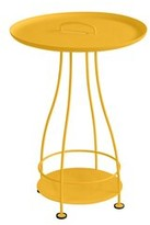Fermob Happy Hours Side Table (Set of 2 Color: Honey