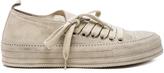 Ann Demeulemeester Suede Sneakers