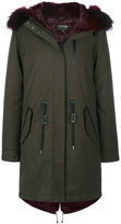 Mackage parka with fur lining