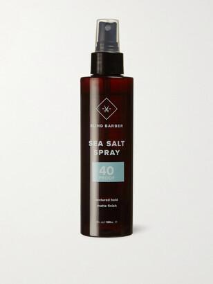 Blind Barber 40 Proof Sea Salt Spray, 180ml