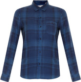 MiH Jeans Cotton Checked Shirt
