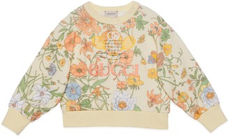 Gucci Children's sweatshirt with Tennis